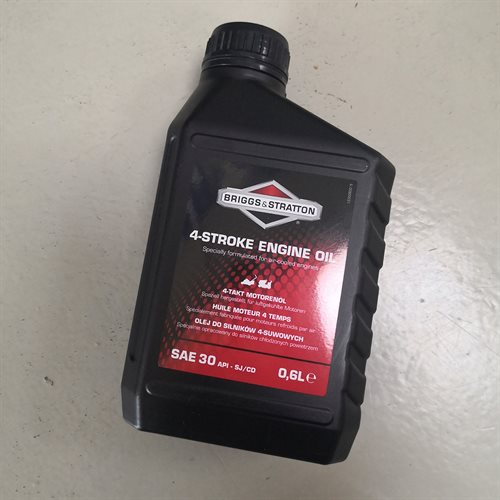 Briggs&Stratton 4-stroke engine oil - 0,6L